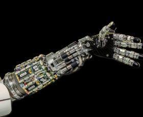 """""""Kollege Roboter"""" in den Arbeitswelten der Zukunft"""