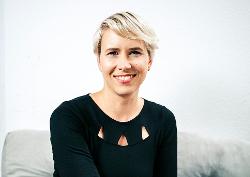 Miriam Rupp, Gründerin und CEO von Mashup Communications
