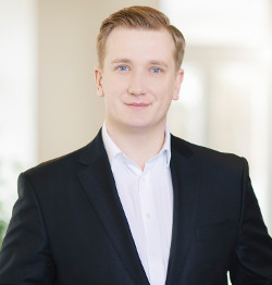 Paul-Alexander Thies, CEO von Billomat