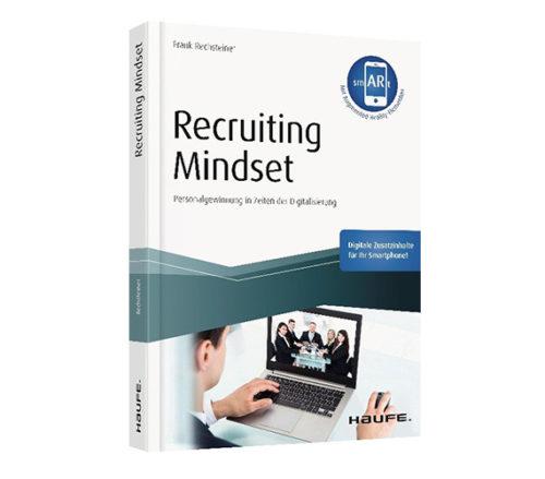 Buchcover Recruiting Mindset