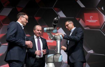 HANNOVER MESSE 2019 (1.-5. April): Industrielle Intelligenz erleben: Von der Komponente bis zur Zukunft der Arbeit