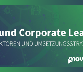 Webinar – Video und Corporate Learning – Erfolgsfaktoren und Umsetzungsstrategien