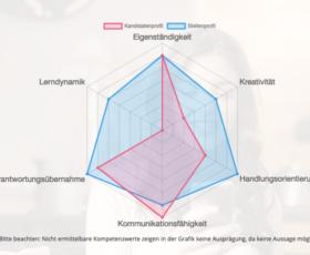 Wie gut passen Bewerber zur Stelle? Intelligentes KI-basiertes Matching mit dem Talent-Explorer