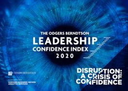 Führungskräfte weltweit befinden sich in einer Vertrauenskrise mit ihrer Unternehmensführung