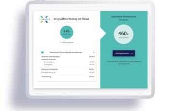 Xempus startet digitale bAV-Selbstabschlussstrecke für Arbeitgeber